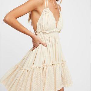Free People 100 Degree Mini Dress
